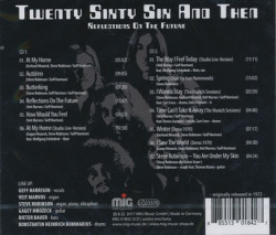 TWENTY SIXTY SIX AND THEN/Reflections On The Future(2CD) (1972/only) (2066&ゼン/German,UK)