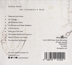 ANDREW HEATH/The Alchemist's Muse (2020/7th) (アンドリュー・ヒース/UK)