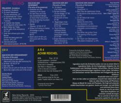 ACHIM REICHEL (& MACHINES)/Echo + A.R.IV (1972+74/2+4th) (アキム・ライヒェル(&マシーンズ)/German)