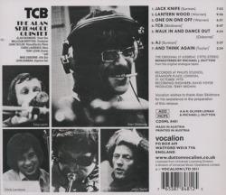 THE ALAN SKIDMORE QUINTET/TCB (1970/2nd) (ザ・アラン・スキッドモア・クィンテッド/UK)