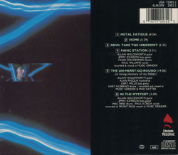ALLAN HOLDSWORTH/Metal Fatigue(Used CD) (1985) (アラン・ホールズワース/UK,USA)