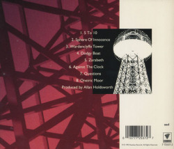 ALLAN HOLDSWORTH/Wardenclyffe Tower(Used CD) (1992) (アラン・ホールズワース/UK,USA)