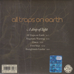 ALL TRAPS ON EARTH/A Drop Of Light (2018/1st) (オール・トラップス・オン・アース/Sweden)