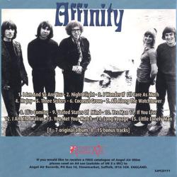 AFFINITY/Same (1970/only) (アフィニティ/UK)