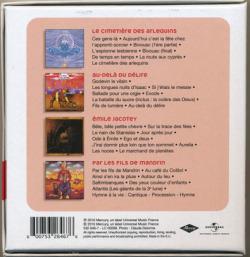 ANGE/4 Albums Originaux(Used 4CD BOX) (1973-76/2-5th) (アンジュ/France)