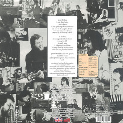 ACROSS THE WATER/Same(LP) (1975/only) (アクロス・ザ・ウォーター/UK,Canada)