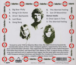 BAKERLOO/Same (1969/only) (ベーカルー/UK)