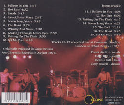 BEDLAM/Same (1973/only) (ベドラム/UK)