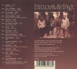 IVA BITTOVA & PAVEL FAJT/Same (1987/1st) (イヴァ・ビトヴァ&パヴェル・ファイト/Czech-Slovakia)