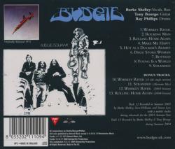 BUDGIE/Squawk (1972/2nd) (バッジー/UK)