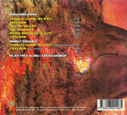 BUFFALO/Volcanic Rock(Used CD) (1973/2nd) (バッファロー/Australia)