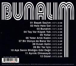 BUNALIM/Same (1969-72/Single Comp.) (ブナリム/Turkey)