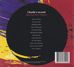 CHARLIE CAWOOD/Blurring Into Motion (2019/2nd) (チャーリー・ケイウッド/UK)