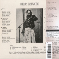 CHRIS HARWOOD/Nice To Meet Miss Christine(ナイス・トゥ・ミート〜) (1971/only) (クリス・ハーウッド/UK)
