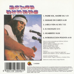 COLOR HUMANO/Same(Used CD) (1972/1st) (コロル・ウーマノ/Argentina)
