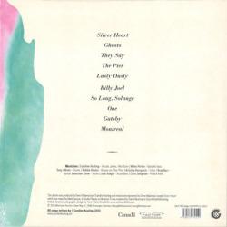 CAROLINE KEATING/Silver Heart(LP+CD) (2012/1st) (キャロライン・キーティング/Canada)