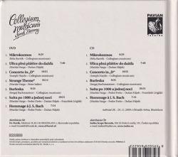 COLLEGIUM MUSICUM/Speak, Memory(CD+DVD) (2010/Live) (コレギウム・ムジカム/Slovak)