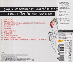 CAPTAIN BEEFHEART & THE MAGIC BAND/Doc At The Radar Station(美は乱調にあり)(Used CD) (キャプテン・ビーフハート~/USA)