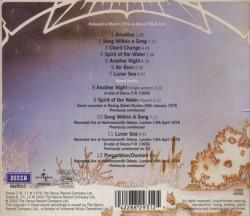 CAMEL/Moonmadness(Used CD) (1976/4th) (キャメル/UK)