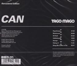 CAN/Tago Mago (1971/3rd) (カン/German)