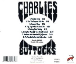 CHARLIES/Buttocks (1970/2nd) (チャーリーズ/Finland)
