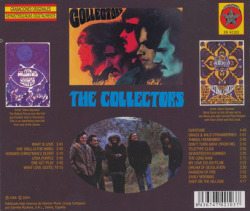 THE COLLECTORS/Same + Grass And Wild Strawberries (1968+69/1+2th) (ザ・コレクターズ/Canada)