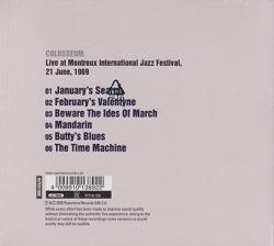 COLOSSEUM/Live At Montreux International Jazz Festival 1969 (1969/Live) (コロシアム/UK)