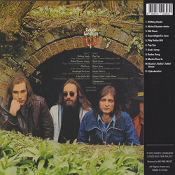 DADDY LONGLEGS/Shifting Sands (1972/4th) (ダディ・ロングレッグス/UK,USA)