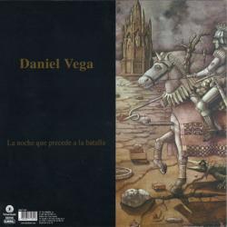 DANIEL VEGA/La Noche Que Precede A La Batalla(LP) (1976/only) (ダニエル・ヴェガ/Spain)