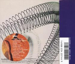 DAVE STEWART & BARBARA GASKIN/Spin(スピン)(Used CD) (1991/4th) (デイヴ・スチュワート&バーバラ・ガスキン/UK)