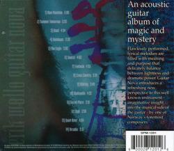 ERIK WOLLO/Guitar Nova (2000) (エリク・ウォロー/Norway)