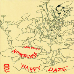 ELTON DEANS NINESENSE/Happy Daze + Oh! For The Edge (1976+77/1+2th) (エルトン・ディーンズ・ナインセンス)