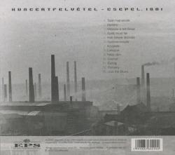 EAST/Csepel Felett Az Eg... (1981/Live) (イースト/Hungary)