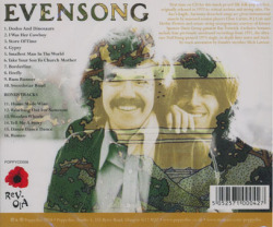 EVENSONG/Same (1973/only) (イーヴンソング/UK)