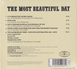EXODUS/The Most Beautiful Day (1980/1st) (エクソダス/Poland)