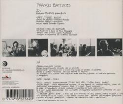 FRANCO BATTIATO/Same(Za) (1977/6th) (フランコ・バッティアート/Italy)