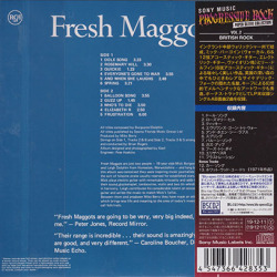 FRESH MAGGOTS/Same(フレッシュ・マゴッツ) (1971/only) (フレッシュ・マゴッツ/UK)