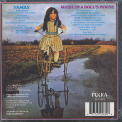 FAMILY/Music In A Doll's House (1968/1st) (ファミリー/UK)