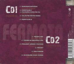 FERMATA/Same + Piesen Z Hol(2CD) (1975+76/1+2th) (フェルマータ/Czech-Slovak)