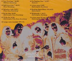 FRED/Same (1971-73/Unreleased&Rare) (フレッド/USA)