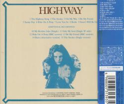 FREE/Highway(ハイウェイ)(Used CD) (1970/4th) (フリー/UK)