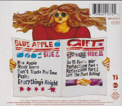 GIFT/Blue Apple(Used CD) (1974/2nd) (ギフト/German)