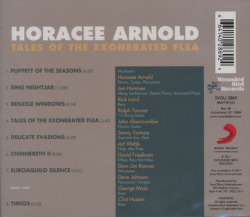 HORACEE ARNOLD/Tales Of The Exonerated Flea (1974/2nd) (ホレス・アーノルド/USA)