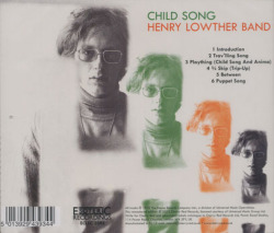 HENRY LOWTHER BAND/Child Song (1970/only) (ヘンリー・ロウサー・バンド/UK)