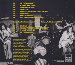 HACKENSACK/Up The Hardway plus... (1974/only) (ハッケンサック/UK)