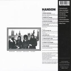 HANSON/Magic Dragon (1974/2nd) (ハンソン/UK,Jamaica)