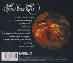 HEAVEN/Brass Rock 1(Used CD) (1971/only) (ヘヴン/UK)