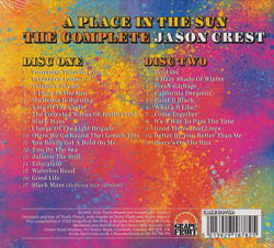 JASON CREST/A Place In The Sun: The Complete(2CD) (1968-69/comp.) (ジェイソン・クレスト/UK)