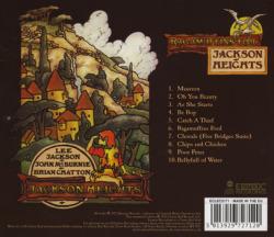 JACKSON HEIGHTS/Ragamuffins Fool (1972/3rd) (ジャクソン・ハイツ/UK)