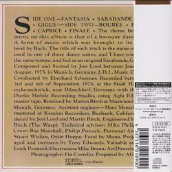 JON LORD/Sarabande(スペインの哀愁) (1976/3rd) (ジョン・ロード/UK)